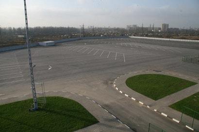 Паркинг для автотранспорта в Москве и Санкт-Петербурге