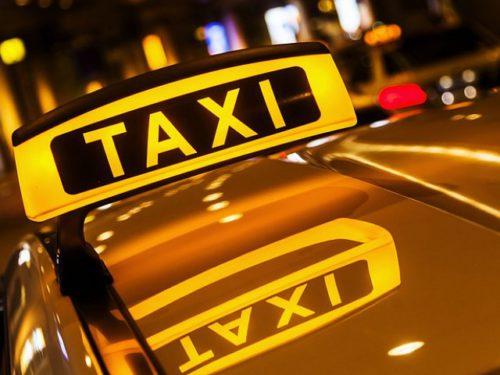 Паркинг для такси в Москве и Санкт-Петербурге