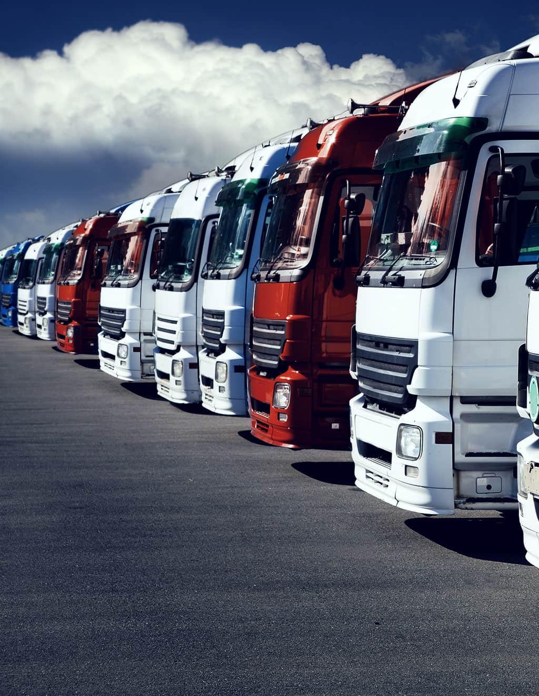 Стоянки для грузовиков в Москве и Санкт-Петербурге