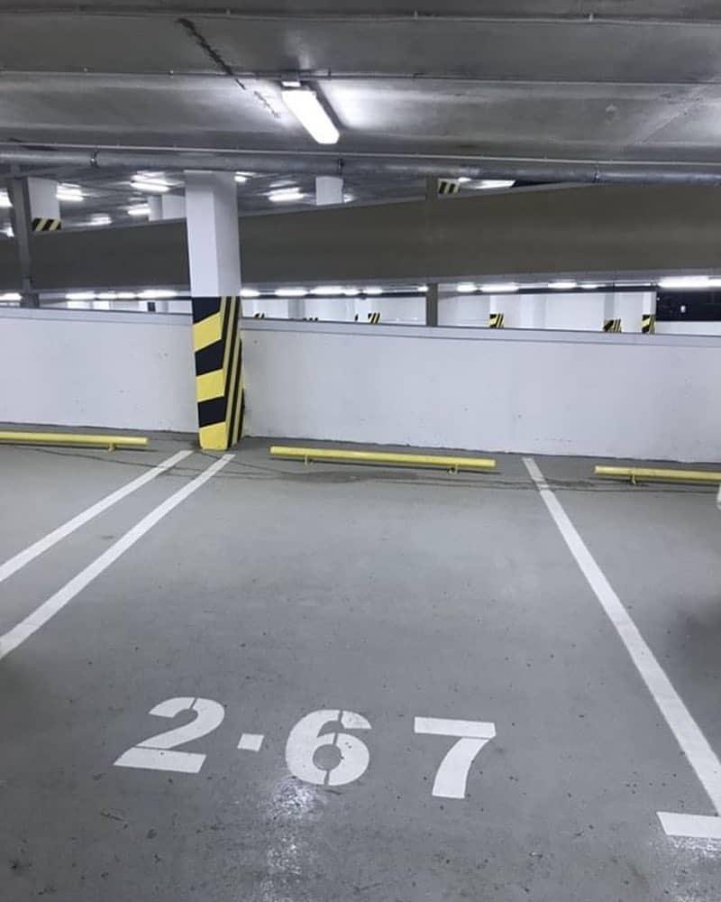 стоимость аренды парковочного места в Москве и Санкт-Петербурге