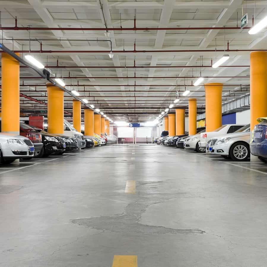 Аренда парковки в Москве и Санкт-Петербурге