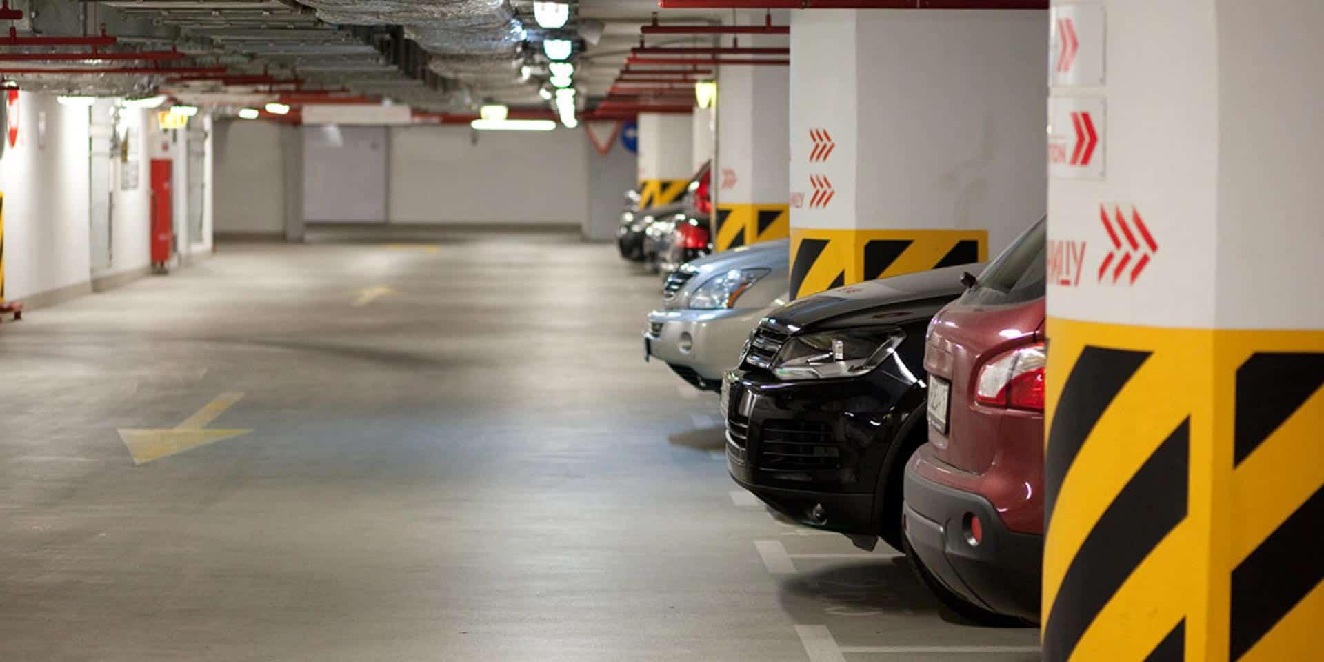 Аренда парковочного места в Москве и Санкт-Петербурге